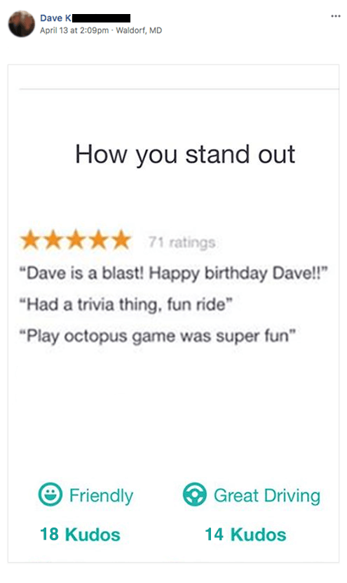 Play Octopus Rideshare Entertainment Review - Uber