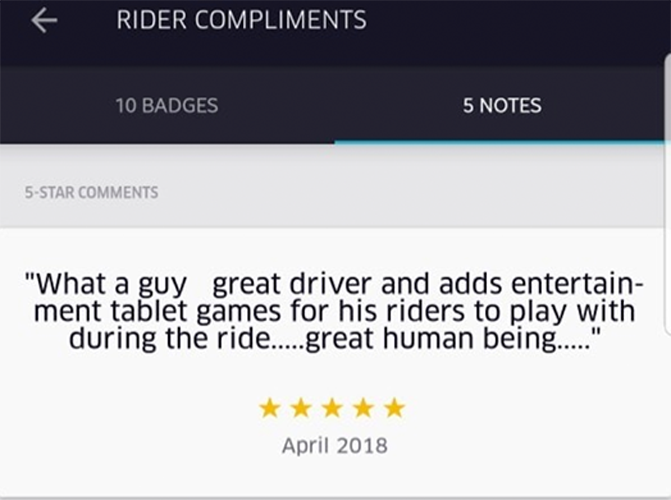 Play Octopus Rideshare Entertainment Review - Great Ride