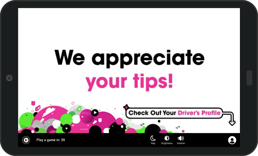 Play Octopus - Tip Your Rideshare Drivers
