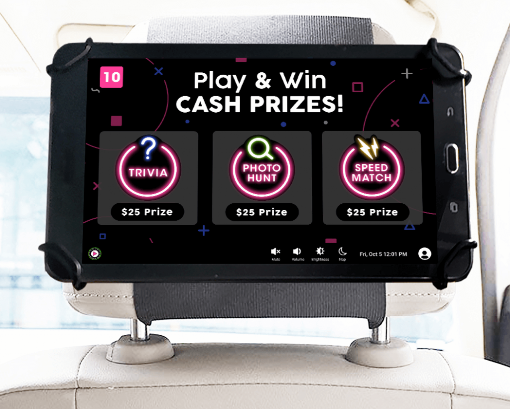 Play Octopus Rideshare Game Tablet