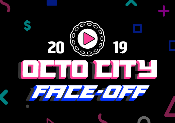 Octo city face off logo
