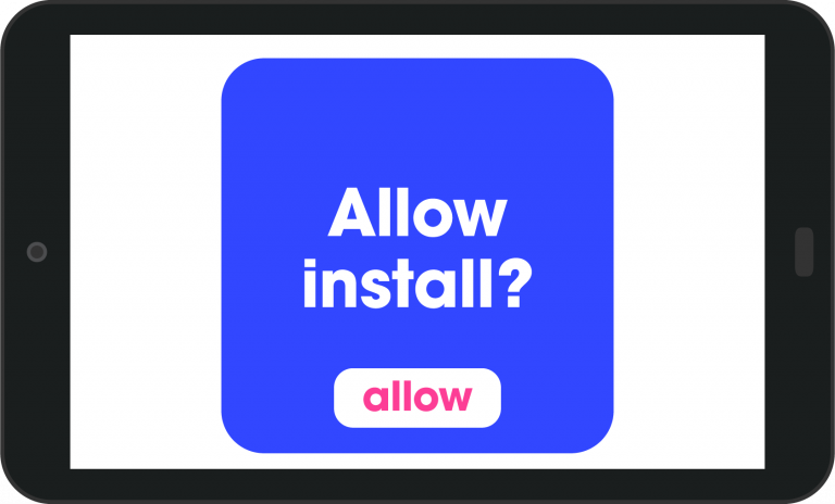 Allow install