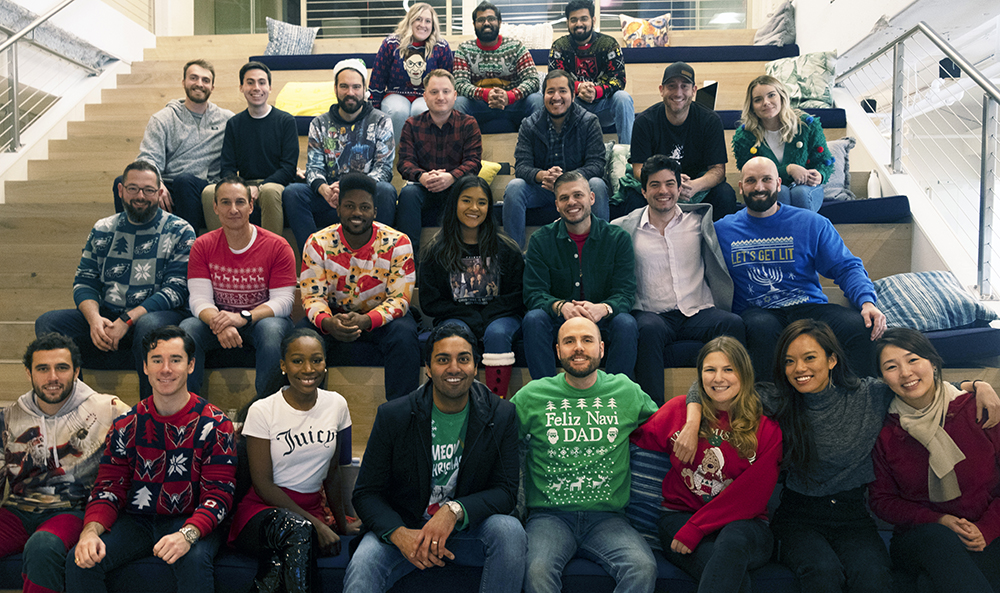 Octopus team's 2019 Holiday Party