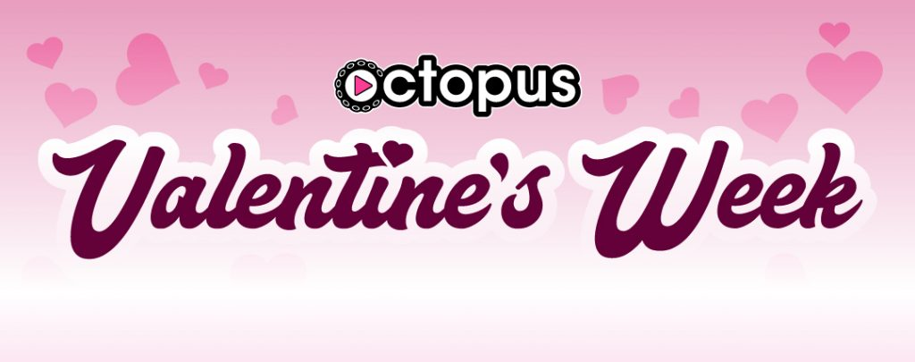 Play Octopus Valentine's Week